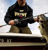 St. Croix Victory Rods