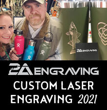Custom Engraving by 2A Engraving