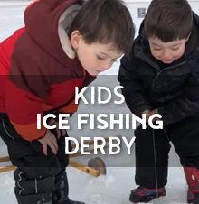 Kids Ice Fishing Derby 2020