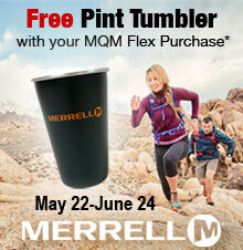 Merrell MQM Flex Gift with Purchase