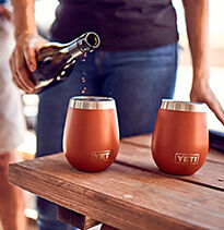 YETI Rambler: Go-Anywhere Versatility. Cool Color Possibilities!