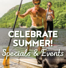 Celebrate Summer Sale & Events!