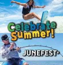 Junefest® Celebrate Summer Sale & Events!