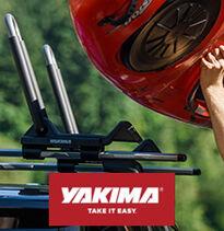 20% Off Yakima Trailers, Car Racks & Boxes thru Memorial Day!