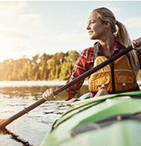 15% Off Select Kayaks, Canoes & SUPs thru Memorial Day!