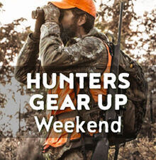 Hunters Gear Up & Workwear Weekend 2020
