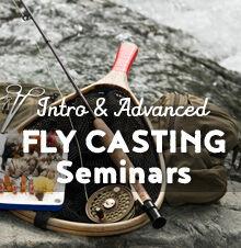 Beginner & Advanced Fly Casting Seminars