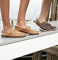 $10 Off Select Sperry Boat Shoes!
