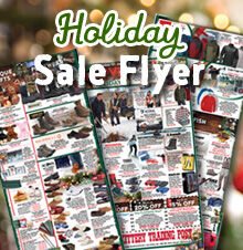 Holiday Specials Flyer 2017