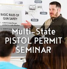 Multi State Pistol Permit Seminar 2019