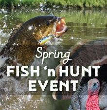 Fish 'n Hunt Event 2018