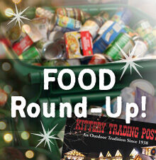 Annual Food Round-Up!