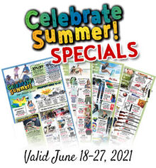 Celebrate Summer Flyer 2021