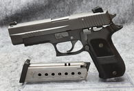SIG SAUER P220 DARK ELITE PRE OWNED