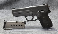 SIG SAUER P245 PRE OWNED