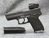 H&K USP COMPACT PRE OWNED