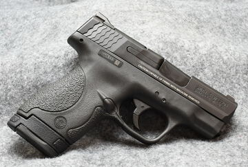 SMITH & WESSON M&P 9 PRE OWNED