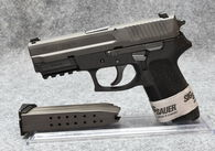 SIG SAUER SP2022 PRE OWNED