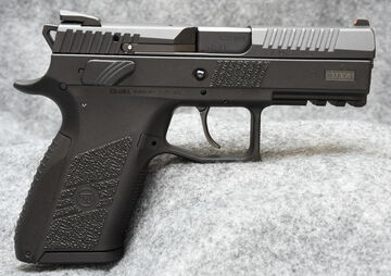 CZ P-07 PRE OWNED