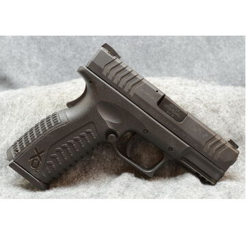 SPRINGFIELD ARMORY XD9 3.8 PRE OWNED