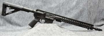BUSHMASTER XM-15 3-GUN COMP BASIC PRE OWNED