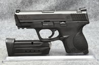 SMITH & WESSON M&P9C PRE OWNED