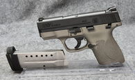 SMITH & WESSON M&P SHIELD 2.0 PRE OWNED