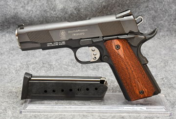 SMITH & WESSON SW1911PD PRE OWNED