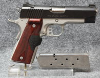 KIMBER PRO CRIMSON CARRY II PRE OWNED