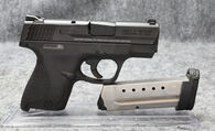 SMITH & WESSON M&P40 SHIELD PRE OWNED
