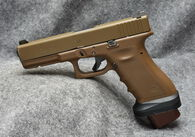 GLOCK 17 FDE PRE OWNED