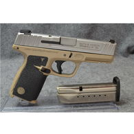 SMITH & WESSON SD9 VE PRE OWNED