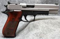 SIG SAUER P220 SUPERMATCH PRE OWNED