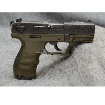 WALTHER P22 PRE OWNED