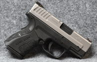 SPRINGFIELD ARMORY XD-9 MOD 2 PRE OWNED