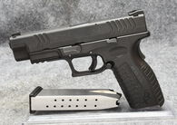 SPRINGFIELD ARMORY XDM 40 PRE OWNED