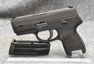 SIG SAUER P320SC PRE OWNED
