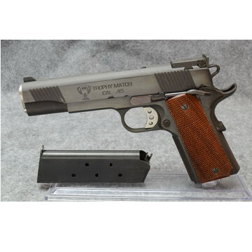 SPRINGFIELD TROPHY MATCH PRE OWNED