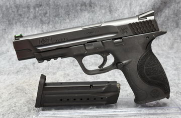 SMITH & WESSON M&P PRO SERIES PRE OWNED