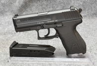 H&K P2000 PRE OWNED