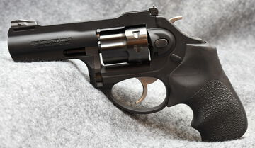 RUGER LCRX (5435) PRE OWNED