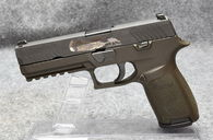 SIG SAUER P320 NWTF PRE OWNED