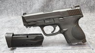 SMITH & WESSON M&P 40C PRE OWNED