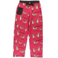 Lazy One Women's Trophy Wife Pajama Pant