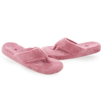 Acorn Womens Spa Thong Slipper