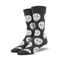 Socksmith Design Men's Face Off Crew Sock