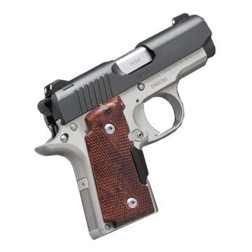 Kimber Micro 9 Crimson Carry 9mm 3.15 7-Round Pistol