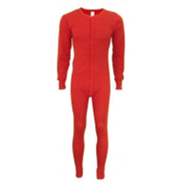 Indera Mills Mens Classic Rib Knit Union Suit