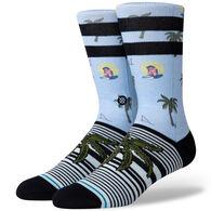 Stance Men's Aloha Monkey Crew Sock