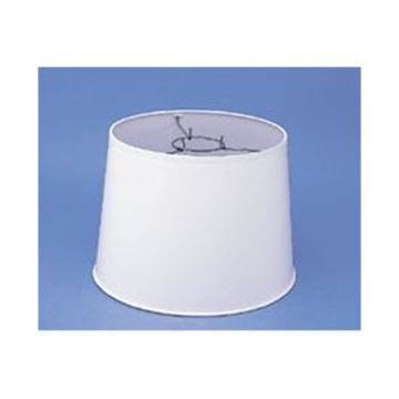 "Aladdin Mantle Lamp 12"" White Parchment Shade"